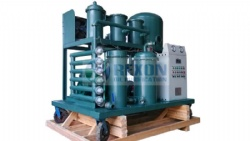 Vacuum Oil Purification Plant and Oil Dehydation System for High Water Content Oil