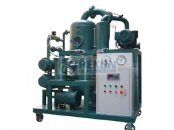 Industrial Oil And Water Separator | Vacuum Oil Dehydration Plant TYA-D-4000