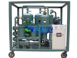 High Voltage Transformer Oil Purification System