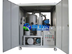 Enclosed Type (Weather-Proof) Vacuum Dielectric Transformer Oil Purification Equipment ZYD-W