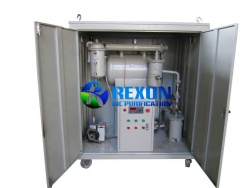 Weather Proof Type Single Stage Vacuum Transformer Oil Purifier