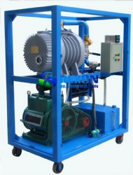Vacuum Pump Set for Transformer Vacuum Evacuation System