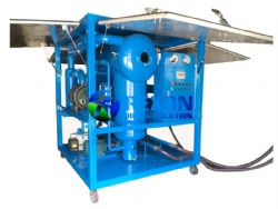 Vacuum Type Hydraulic Oil Purification Machine