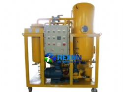 Vacuum Turbine Oil Purification System