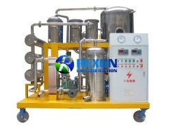 Vacuum Cooking Oil Purification and UCO Filtration Machine