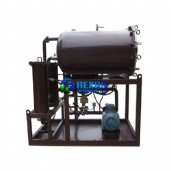 Portable Coalescing Separation Light Fuel Oil Purifier Series TYB
