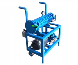 Portable Oil Purifier and Oil Filling Machine Series JL