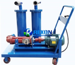 Portable Two Stage Filter Oil Purifier Series JL