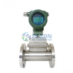 Intelligent Digital Oil Flow Meter