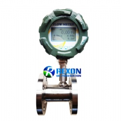 Turbine Type Oil Flow Meters