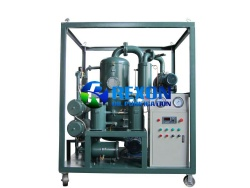 Dielectric Oil Purification and Transformer Oil Processing System