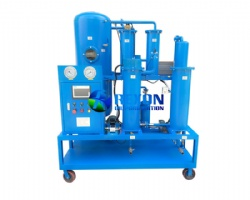 Vacuum Dehydration Type Hydraulic Oil Purifier