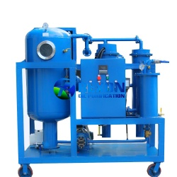 Vacuum Type Hydraulic Oil Cleaning System TYA-30