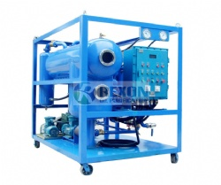 Explosion Proof Type Lube Oil Filtration System | Oil Purifier TYA-50