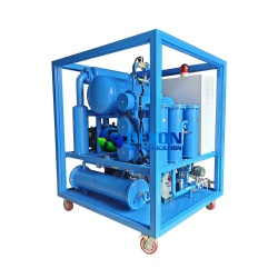 Series ZYD-I 3000LPH Vacuum Transformer Oil Regeneration Purifier